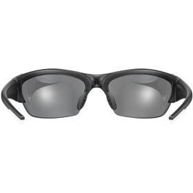 UVEX blaze III Glasses black mat/smoke